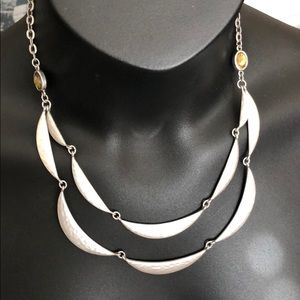 NWT! Lane Bryant Silver Tone Necklace